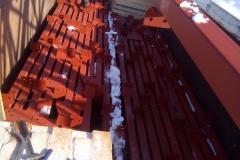 Отправка конструкций металлических